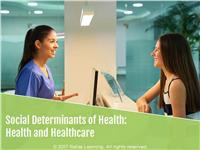 Social Determinants of Health: Health and Healthcare
